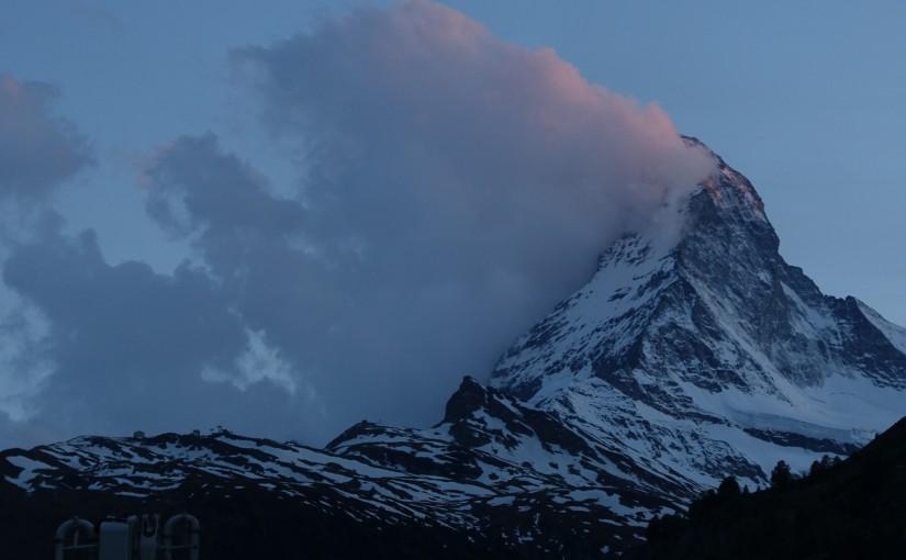 Tag 14: Grächen-St.Niklaus-Randa-Zermatt