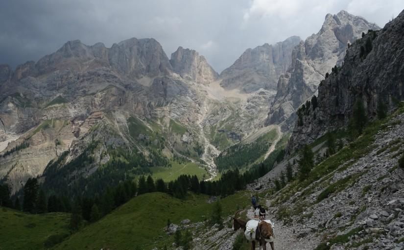 Tag 61: Val de Crepa – Val di Contrin