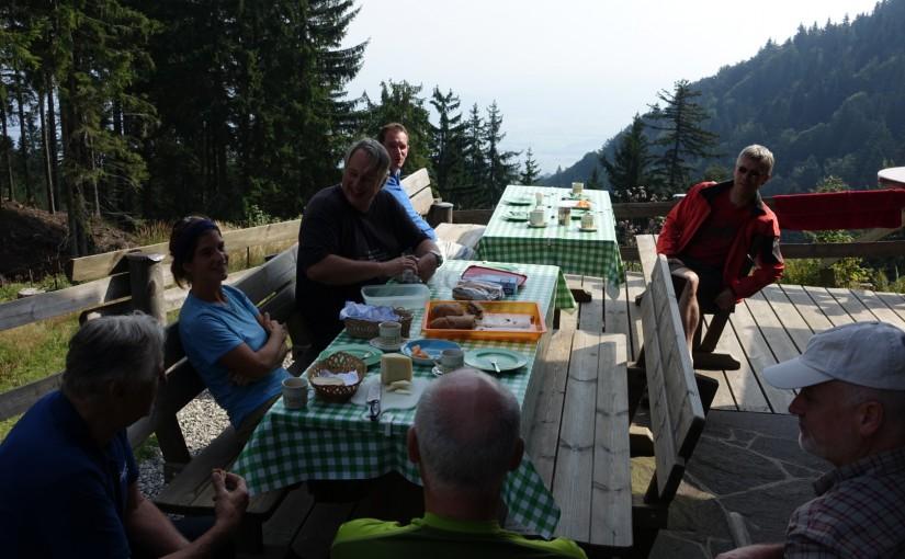 Tag 80: Petutschnig Hütte – Arnoldstein
